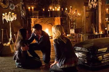 The Vampire Diaries: Season 4, Episode 1 :: Growing Pains