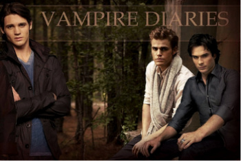 The Vampire Diaries: The Guys