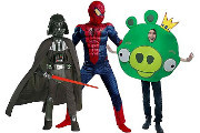 Halloween is just around the corner and you can be anything from a villain to superhero, find out more in the Top 5 Halloween Costumes for Boys!