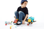 Etnies' New Footwear Collection Based on Phineas and Ferb