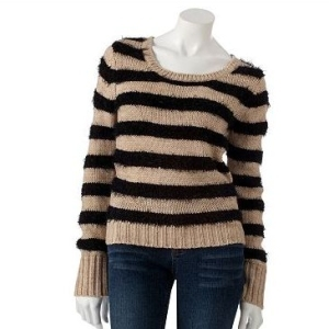 Fang striped sweater