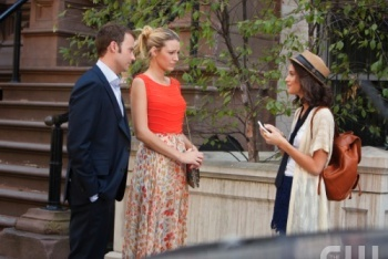 Gossip Girl: Season 6, Episode 2 :: High Infidelity