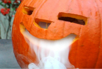 Science Project: Spooky Halloween Smoke Machine