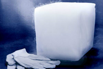 Dry Ice is Solidified Carbon Dioxide
