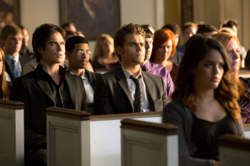 The Vampire Diaries: Season 4, Episode 2 :: The Memorial