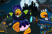 Club Penguin's Annual Halloween Party Gets Spookier