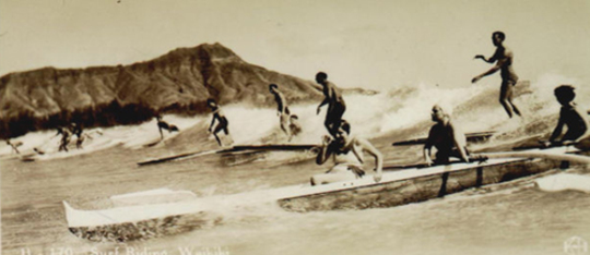 The History of Board Sports