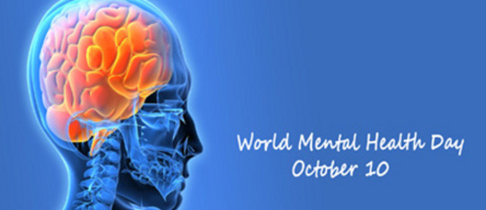 October 10th is World Mental Health Day, a day designed to raise awareness about mental health issues, find out more in World Mental Health Day!