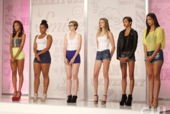 America's Next Top Model College Edition: Cycle 19, Episode 8 :: The Girl Who Comes Back