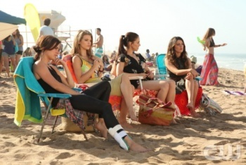 90210: Season 5, Episode 2 :: It's All Fun and Games