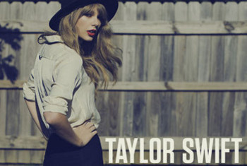 Taylor moves away from country and experiments with pop