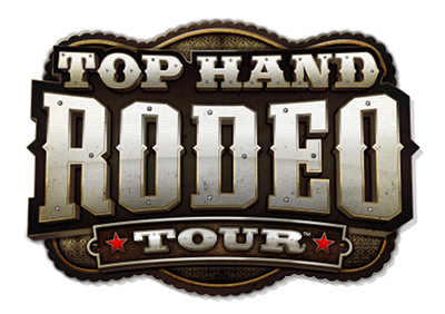 Top Hand Rodeo Tour Logo