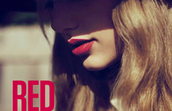 'Red' is Taylor Swift's latest album
