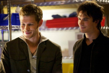 The Vampire Diaries: Season 4, Episode 3 :: The Rager