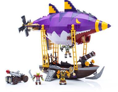 Goblin Zeppelin Ambush