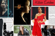 Hollywood Halloween How-To: Katniss Everdeen