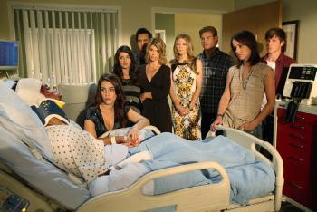 90210: Season 5, Episode 1 :: Till Death Do Us Part