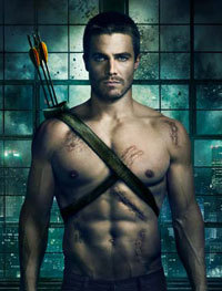Arrow lookin' hunky