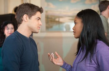 Keke palmer and jeremy jordan
