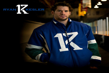 Courtesy of Ryan Kesler