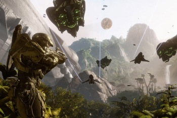 Halo 4 screenshot requiem