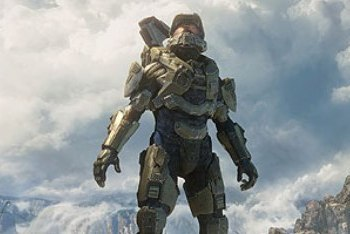Halo 4 screenshot master chief