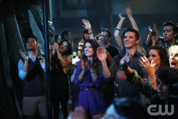 90210: Season 5, Episode 5 :: Hate 2 Love