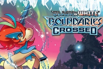 Pokémon Black and White: Boundaries Crossed