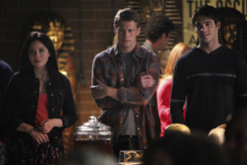 The Vampire Diaries: Season 4, Episode 6 :: We All Go a Little Mad Sometimes