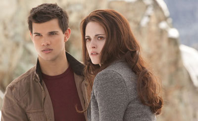 Jacob and Bella vs. the Volturi