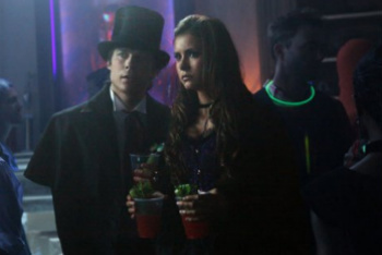 The Vampire Diaries: Season 4, Episode 4 :: The Five