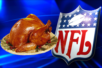 Thanksgiving is NFL day