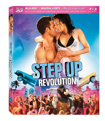 Step Up Revolution hits stores November 27th