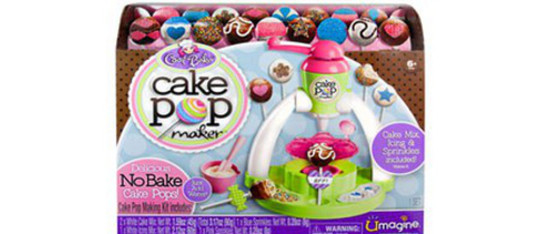Feature cake pop maker feature