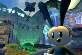Oswald the Lucky Rabbit Epic Mickey 2