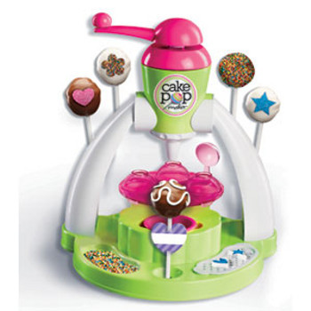 cool baker cake pop maker toy review. Black Bedroom Furniture Sets. Home Design Ideas