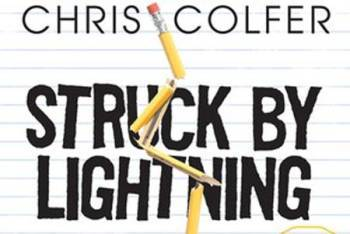 Book Review: Struck By Lightning by Chris Colfer