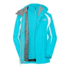 Girl's Mountainview Triclimate North Face Jacket