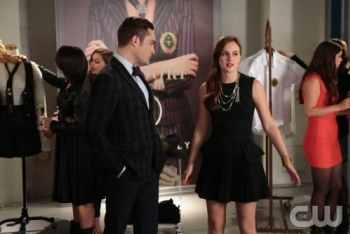 Gossip Girl: Season 6, Episode 7 :: Save The Last Chance