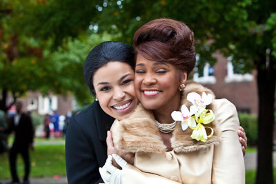 Jordin as Sparkle with Whitney as Emma