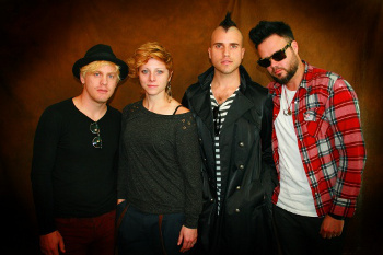 Neon Trees broke through with the single