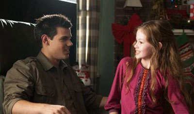 Jacob with Renesmee