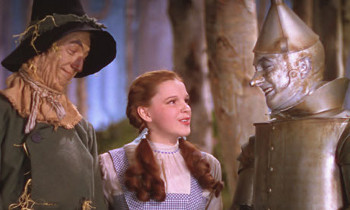 The Wizard of Oz introduced color to movie-watchers