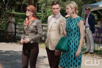 Gossip Girl: Season 6, Episode 4 :: Portrait of a Lady Alexander