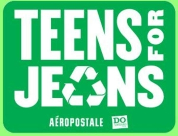 Teens for Jeans Campaign