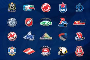 KHL Logos