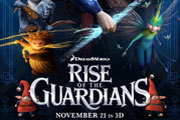 Rise of the Guardians 3D Advanced Screening Passes Giveaway!