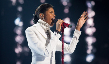 The judges brought back Diamond White!