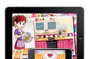 Sara's Cooking Class App Launch