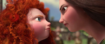 Merida vs. Mom